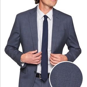 BR tailored slim fit blazer